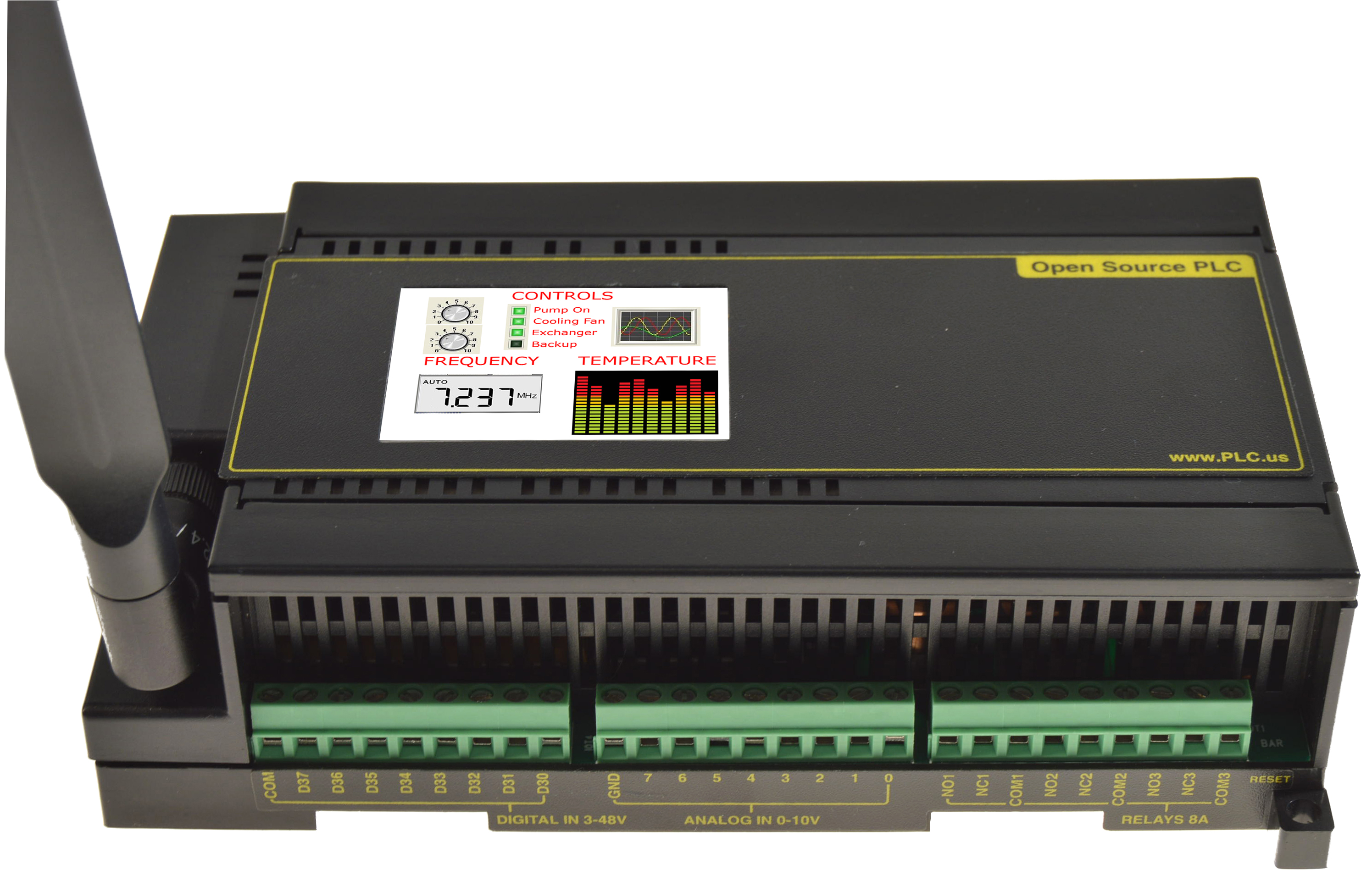Open Source Plc 15 Day Free Trial Ships Overnight Drive Relay By Digital Circuit Hardware